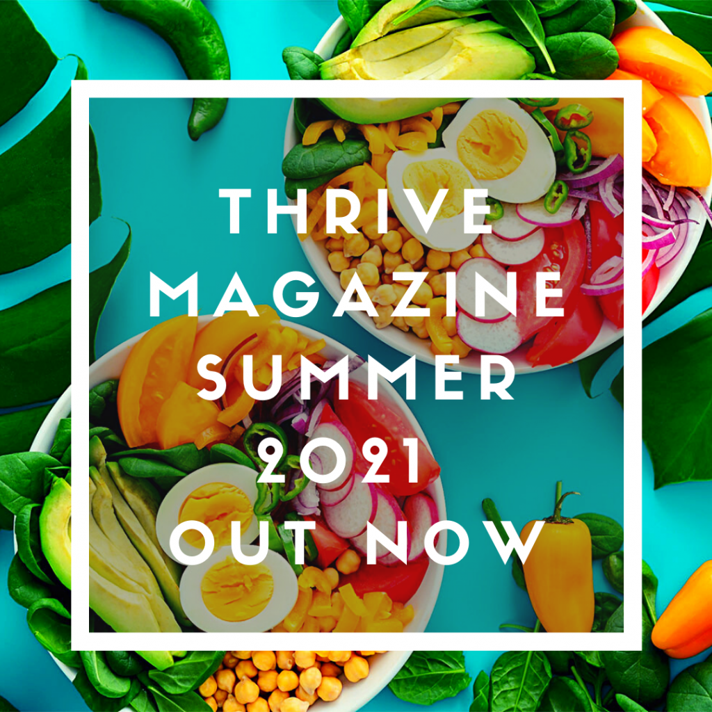 thrive mag summer